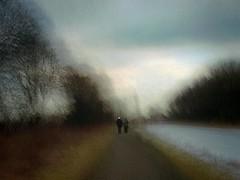 A Winter's walk (explore) (kenny barker) Tags: winter lumix scotland explore panasonicg1 kennybarker