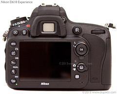 Nikon D610 - Detail of Body and Controls (dojoklo) Tags: detail book nikon body tricks howto controls tips use guide manual setting learn tutorial recommend d610 quickstart nikond610