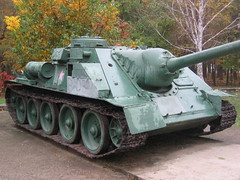 "SU-100 Krasnodar (2) • <a style=""font-size:0.8em;"" href=""http://www.flickr.com/photos/81723459@N04/10704169566/"" target=""_blank"">View on Flickr</a>"