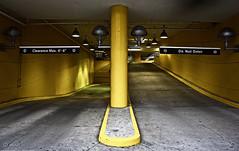 metaforicamente (_esse_) Tags: t diptych parking downhill u metaphor uphill wayout nowayout shouldistayorshouldigo wayin nowayin dittico pernullamiavero