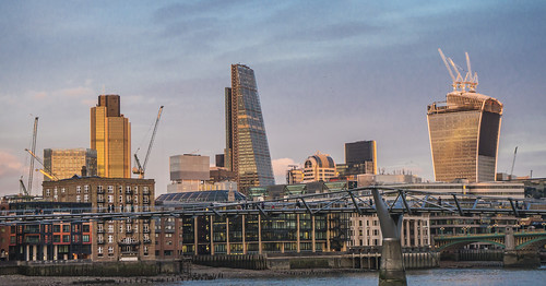 Southbank twilight