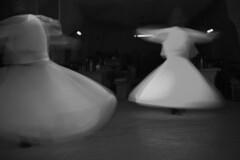 * Sufi dance. (Wook..) Tags: leica travel blackandwhite bw turkey 50mm blackwhite dance f14 sufi summilux cappadocia m9 wook sufidance preasph m9p bangwook wwwbangwookcom