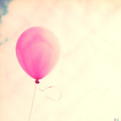 * latex + helium + pink = happiness (*vanessa.) Tags: pink light sky soft pastel balloon pastels whimsical iphone softtones shabbychic softcolors hipstamatic lucaslens blankofreedom13film oggl