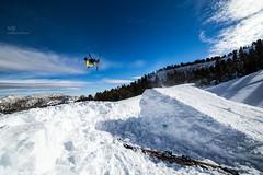 Backcountry Booter (skiindude22) Tags: jump skiing tahoe backcountry