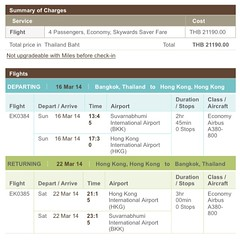 16-22 March 2014 :: Hong Kong - Macau จองตั๋วเรียบร้อย ^_^)/
