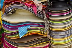 Colorful Hats (ericmontalban) Tags: stilllife colorful vibrant philippines hats boracay talipapa