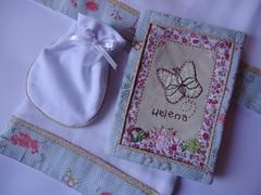 Helena (Passamanaria) Tags: baby borboleta helena maternidade saquinhos passamanaria capadelivro enxovaldebeb fraldinhas cadernetadevacinao