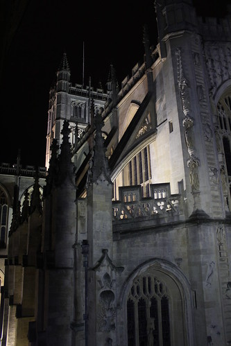 Bath Abbey by Ruth, London