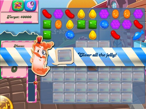 Candy Crush Saga Tutorial: screenshots, UI