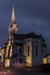 Eglise de l'aiguillon sur vie (jbesche) Tags: pentax 55mm da sur vie k3 vende laiguillon
