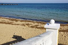 #sea #beach #ladder (Andrey Velichko) Tags: streets architecture crimea blacksea     eupatoria