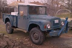 Wittenberg M37 Dodge (PAcarhauler) Tags: truck 4x4 dodge powerwagon 34ton