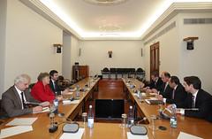 Reunião dos Autarcas Social Democratas com Autarcas Socialistas