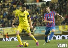Villarreal - Levante (VAVEL Espaa (www.vavel.com)) Tags: bruno villarreal levante levanteud elmadrigal villarrealcf ligabbva brunosoriano levantevavel villarrealvavel temporada20142015