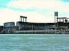 View from the water of AT&T Park-Home of the San Francisco Giants ( Explore Jan 27, 2015 #367) (joe Lach) Tags: water san francisco view baseball stadium sbcpark giants mccoveycove pacificbellpark attpark homeruninwater joelach