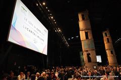 Hangar Bicocca (Ferrovie dello Stato Italiane) Tags: expo milano hangar stazione bicocca fs trenitalia italiane rfi iniziative investimenti impegno frecciarossa1000