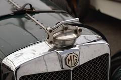 MG TB COMPRESSOR 1939 sportscar (claude.lacourarie) Tags: course mg 1939 tb compressor racer sportscars magnycours carscarscars classicdays