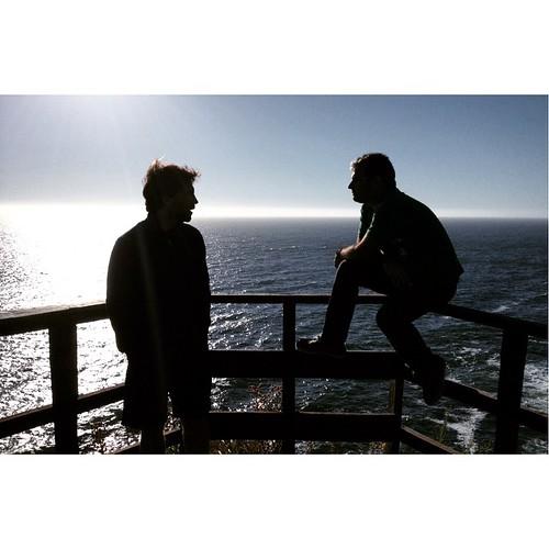 #Cyril, #Ruben & #ocean