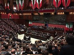 Roma, Camera dei Deputati, 3/02/2015, Giuramento Presidente della Repubblica