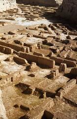 1976.05-13a Susa Excavation. Ghirshman's site VR A (Ville Royale A) The Royal Town, Level XV c 2000 BC (jddorren08) Tags: archaeology ancienthistory iran persia 35mmfilm bible esther biblical  elam shush excavation  khuzestan canonftb  shushan agfact18 royaltown  daviddorren frenchexcavation ancientsusa shushanthepalace susa1977  susalevelxv