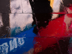 UNG-C (Cosimo Matteini) Tags: shadow reflection london rain sign pen colours samsung olympus piccadillycircus cocacola colourful m43 mft ep5 cosimomatteini mzuiko45mmf18