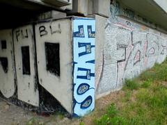 Graffiti A20 (oerendhard1) Tags: urban streetart art graffiti rotterdam vandalism a20 tees