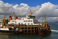 (Zak355) Tags: ferry scotland riverclyde boat ship harbour scottish vessel puffer calmac bute rothesay isleofbute clydepuffer mvargyle vic32
