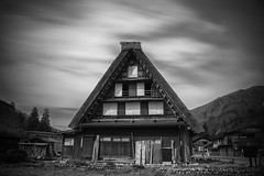 Shirakawa-go ([~Bryan~]) Tags: shirakawago  ancient building housing old shirakawa worldheritagesite heritage nagoya japan oldtown travel ndfilter daytimelongexposure time