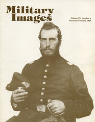 Military Images magazine cover, January/February 1988 (militaryimages) Tags: history infantry mi america magazine soldier photography rebel us marine uniform photographer unitedstates military union navy archive confederate worldwari civilwar american weapon tintype ambrotype artillery stereoview cartedevisite sailor ruby veteran roach daguerreotype yankee cavalry neville spanishamericanwar albumen mexicanwar coddington backissue citizensoldier indianwar heavyartillery matcher findingaid militaryimages hardplate