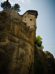Meteora - Greece - Kalampaka (DABIX) Tags: church hellas greece orthodox meteora kalambaka monasteries