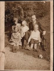 Paul Mercier family 1927 (Valrico Runner) Tags: paul audrey mercier pauline mildred olin 1927