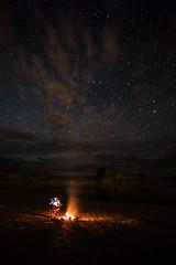 Under the stars (Matthijs Noome) Tags: lakepowell stars lonerock beach samyang 14mm night starry longexposure rebecca lonebeach