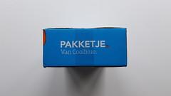 Pakketje. (www.routexl.com) Tags: box pack delivery parcel pakket pakketje coolblue