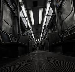 CHICAGO CTA TRAIN (Jovan Jimenez) Tags: panorama chicago metal train canon eos cta angle pano authority wide il tokina ii transportation transit pro f28 hdr 116 dx atx 70d 1116mm 11mm16mm