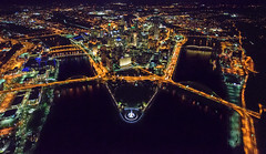 The Golden Triangle in Pittsburgh is beautiful from the air at night (Dave DiCello) Tags: pittsburgh aerials pittsburghskyline downtownpittsburgh davedicello imagesofpittsburgh viewsofpittsburgh pittsburghprints pittsburghskylineimages aerialpittsburgh pittsburghfromtheair aerialviewsofpittsburgh