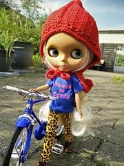 wer sein rad liebt, schiebt, Who loves his bike, pushes