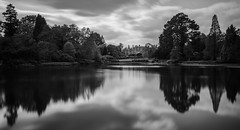 Sheffield Park (Trigger1980) Tags: park trees england tree woodland river walking long exposure westsussex d sheffield w ngc n windy east national trust ouse eastsussex the nikond7000