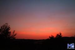 Red sky (gianluca_malfitano) Tags: italy sun color canon blackwhite flickr tramonto colore photos hobby sicily augusta 1855 sole attimi freddo siracusa facebook tempi esposizione magia caldo 70300 gianluca fotografando allaperto malfitano gianlucamalfitano
