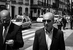 'Los seoros', Granada (rei_urusei) Tags: blackandwhite monochrome streetphotography granada olympusomdem10 panasoniclumixg25f17