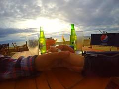 #beer #sunset #chile #viadelmar #amor #felicidad #descanso #gopro #love #happiness (tammyfrancisca) Tags: chile sunset love beer amor happiness felicidad descanso viadelmar gopro