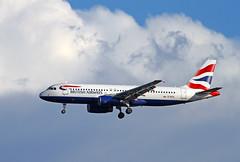 British Airways / Airbus A320-232 / G-GATL (vic_206) Tags: clouds bcn nubes britishairways airbusa320232 lebl canon300f4lis canoneos7d ggatl