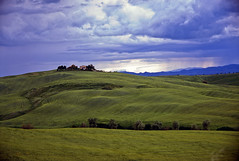 """ Incoming rain "" (pigianca) Tags: italy rain clouds landscape siena cretesenesi fujixt1 voigtlanderheliar15mmf45iii"