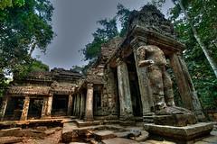 Preah Khan Temple (ruminate) Tags: travel nikon ruins cambodia seasia siemreap angkor preahkhan 2016 stonearchitecture angkortemple sacredsword