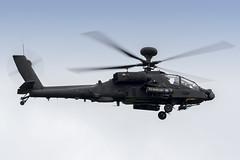 AH-64 Apache Longbow 19-6-2016 (Enda Burke) Tags: canon apache aviation military helicopter 7d heli raf rafcosford longbow ah64 avgeek cosfordairshow ah64apachelongbow 7dmk2 canon7dmk2