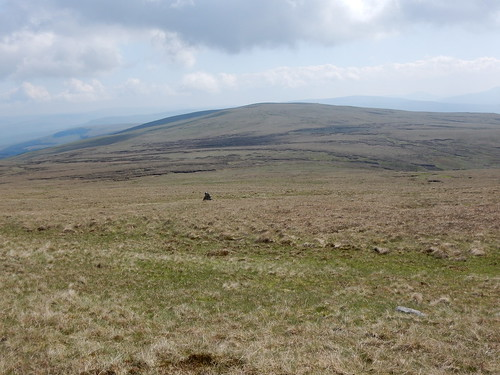 Little Fell from Hugh Seat, 29th May, 2016