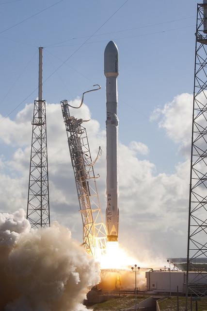 THAICOM 8 Launch