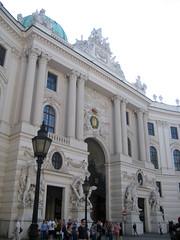 Hofburg Palace, Vienna (Wiebke) Tags: vienna wien sterreich austria europe architecture architektur hofburg hofburgpalace palace