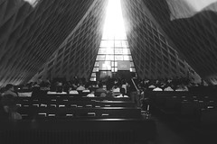 The Luce Chapel - 2 (Taichung, Taiwan) (rightway20150101) Tags: light building architecture design university religion taiwan chapel taichung ming pei  luce  tunghai    ieoh