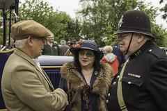 LWC_3566 (Man with a Hat) Tags: northnorfolkrailway dadsarmy weybourne nnr