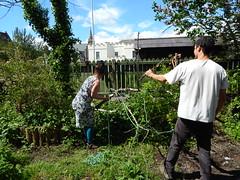 DSCN3175 (joonseviltwin) Tags: birthday party garden community cardiff roath mackintosh